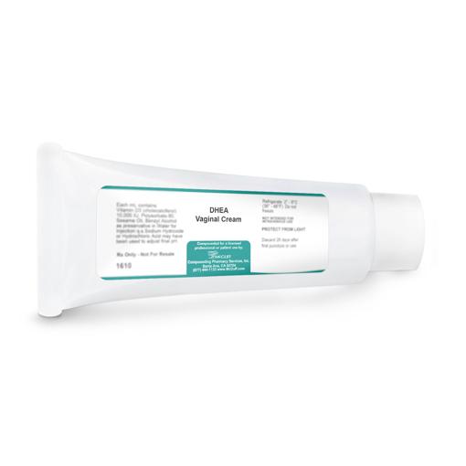 DHEA Vaginal Cream Tube