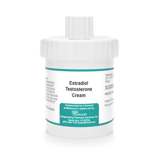 Estradiol, Testosterone Cream