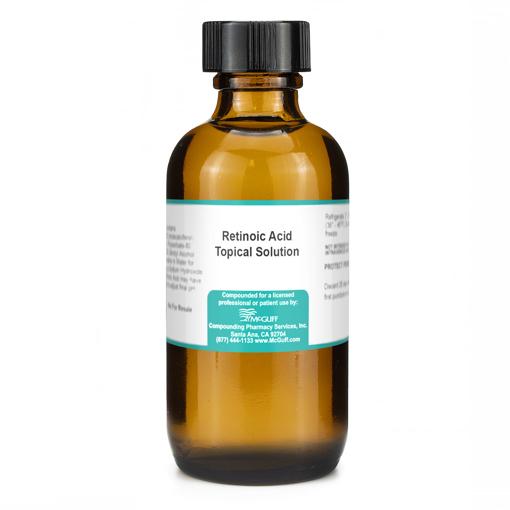 Retinoic Acid 04 60 mL Topical Solution